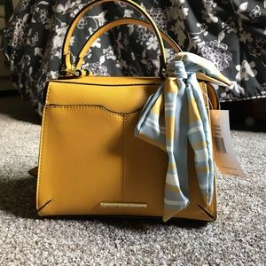 NWT Steve Madden Bag With Scarf